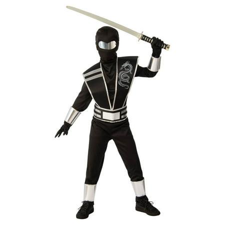 Silver Mirror Ninja - Halloween Talking Mirror