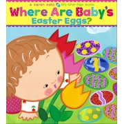 Where Are Babys Easter Eggs (Board Book)