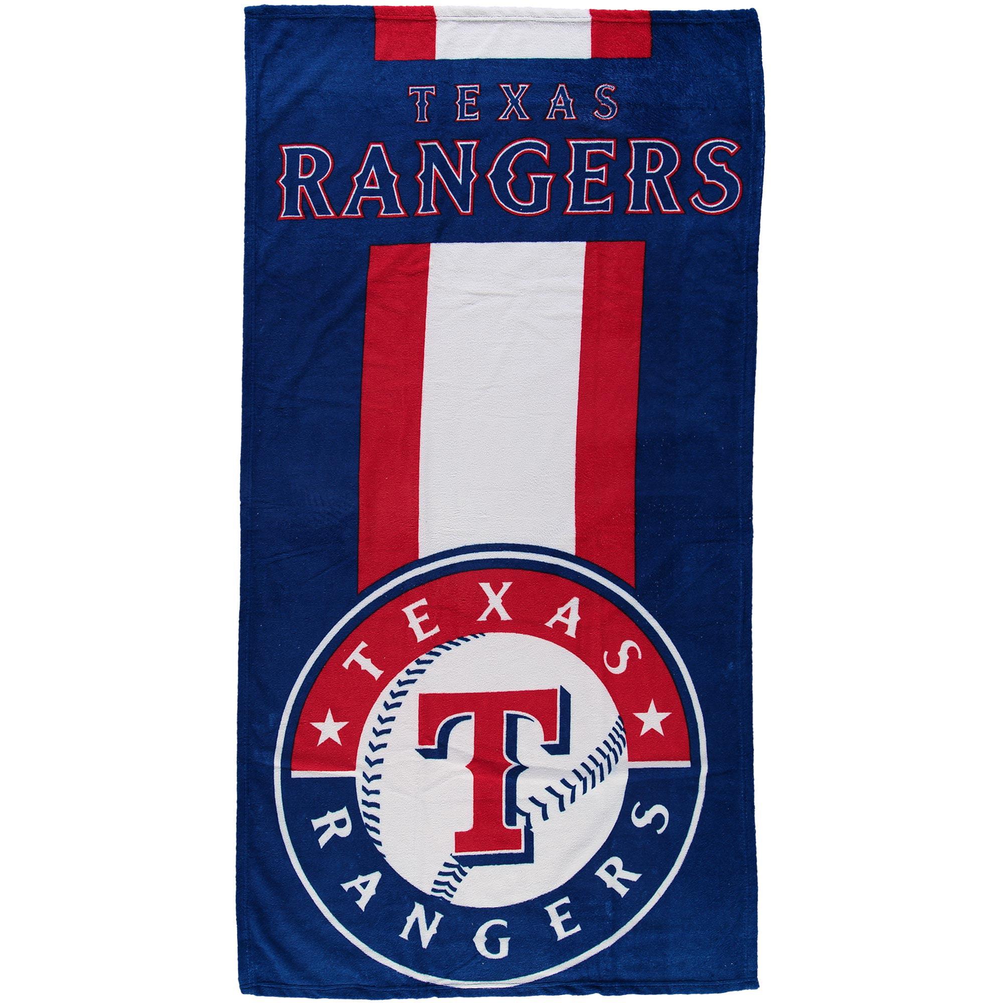 Texas Rangers The Northwest Company Zone Read Beach Towel - No Size
