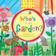 Whos in the Garden (Board Book)