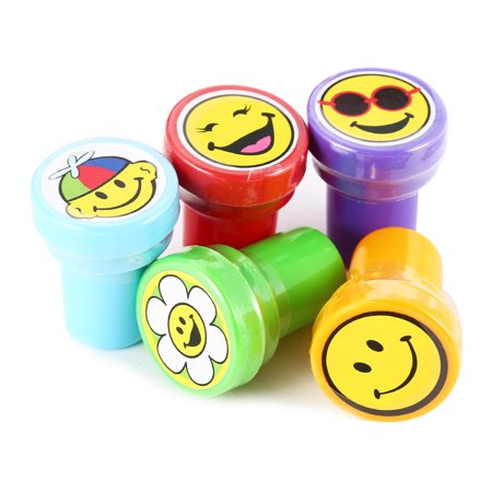 6 pcs plastic stampers DIY stamps Seal stamper for a school classroom carnival or party for children,friends,little girls good tool for DIY your letters,photo albums,scrapbooks