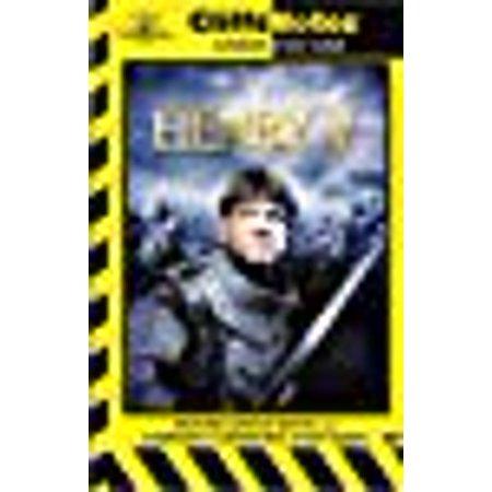 Henry V (Cliffs Notes Edition) - Cliff Paul Halloween