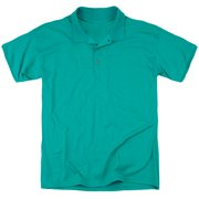Lucy Put Me In The Show (Back Print) Mens Polo Shirt