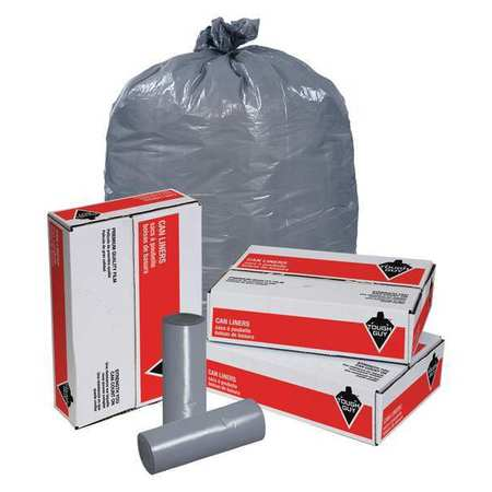 TOUGH GUY Trash Bags,56 gal.,0.70 mil,PK100 5XL59