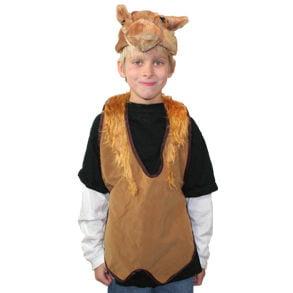 Camel Hat  Vest Costume](Halloween Camel Clipart)