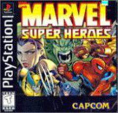 Marvel Super Heroes - Playstation PS1 (Refurbished)