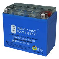 Mighty Max YTX20L-BS GEL 12V 18AH Power Sport Battery
