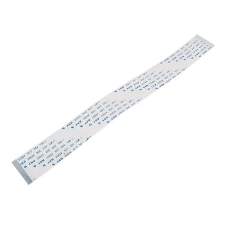 200mmx20mmx0.5mm 0.5mm Pitch 40Pins Flex FPC Wire FFC Flexible Flat Ribbon Cable