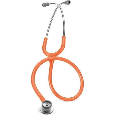 Infant Stethoscope - 3M Littmann Classic II Infant Stethoscope, Orange Tube, 28 inch, 2179