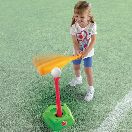 Step2 Toddler T-Ball & Golf Indoor Outdoor Learning Sports Play Set (2