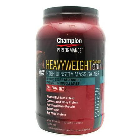 Hvywght Gainer 900, Choclt, 3,3 lb