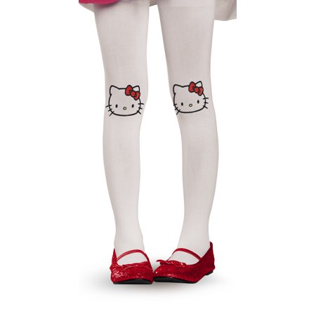 Hello Kitty Child Tights by Disguise 88692, One Size](Halloween Hello Kitty Pics)