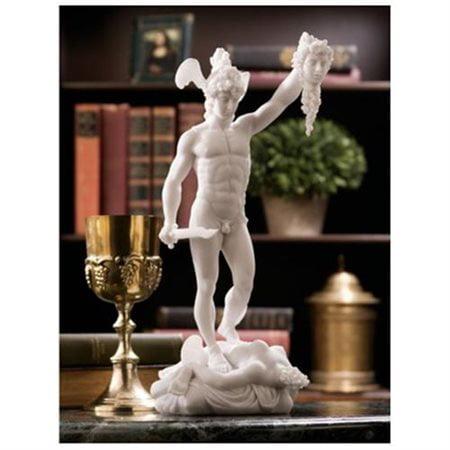 Design Toscano Perseus Beheading Medusa Statue