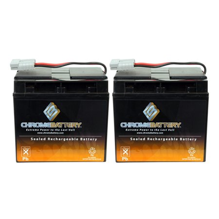 RBC11 RBC55 UPS Complete Replacement Battery Kit for APC