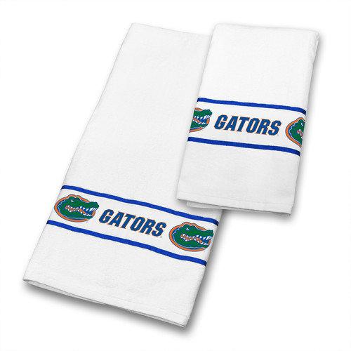 Sports Coverage Inc. Florida University 2 Piece Towel Set