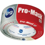 Intertape 5103-2 Masking Tape, 1.88 in W x 60 yd L, Beige, Synthetic Adhesive