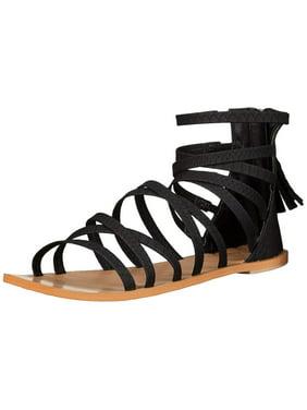 dd3dd327921 Product Image Roxy Womens Brett Open Toe Casual Slide Sandals