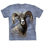 Mountain Corp. 1035011 3D T-Shirt - BIG HORN SHEEP M