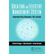 Creating an Effective Management System - eBook