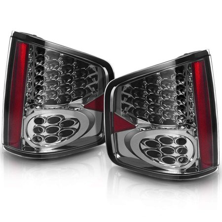 LED Tailights Tail Lamps For Chevy S10 1994-2004 GMC Sonoma 1994-2004 Isuzu Hombre 1995-2000,1 year warranty