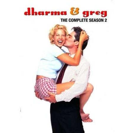 Dharma   Greg  The Complete Season 2