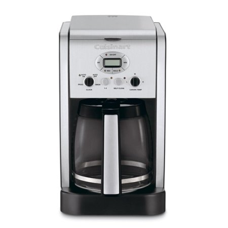 Cuisinart DCC-2600 Brew Central 14-Cup Programmable Coffeemaker with Glass Carafe (Certified