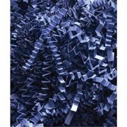 Deluxe Small Business Sales 431-10-3 10 lbs.  Crinkle Cut Fill, Navy