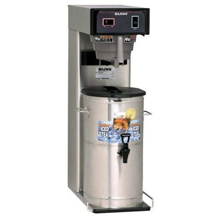 BUNN 36700. 0055 TB3 120V 1680W Ready Light 29. 0 3 Gallon Iced Tea Brewer