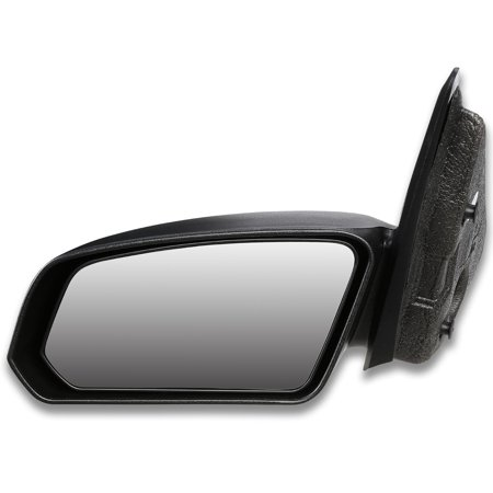 For 2003 to 2007 Saturn Lon Sedan OE Style Manual Driver / Left Side View Door Mirror 22726678 04 05 (2007 Saturn Ion Mirror)