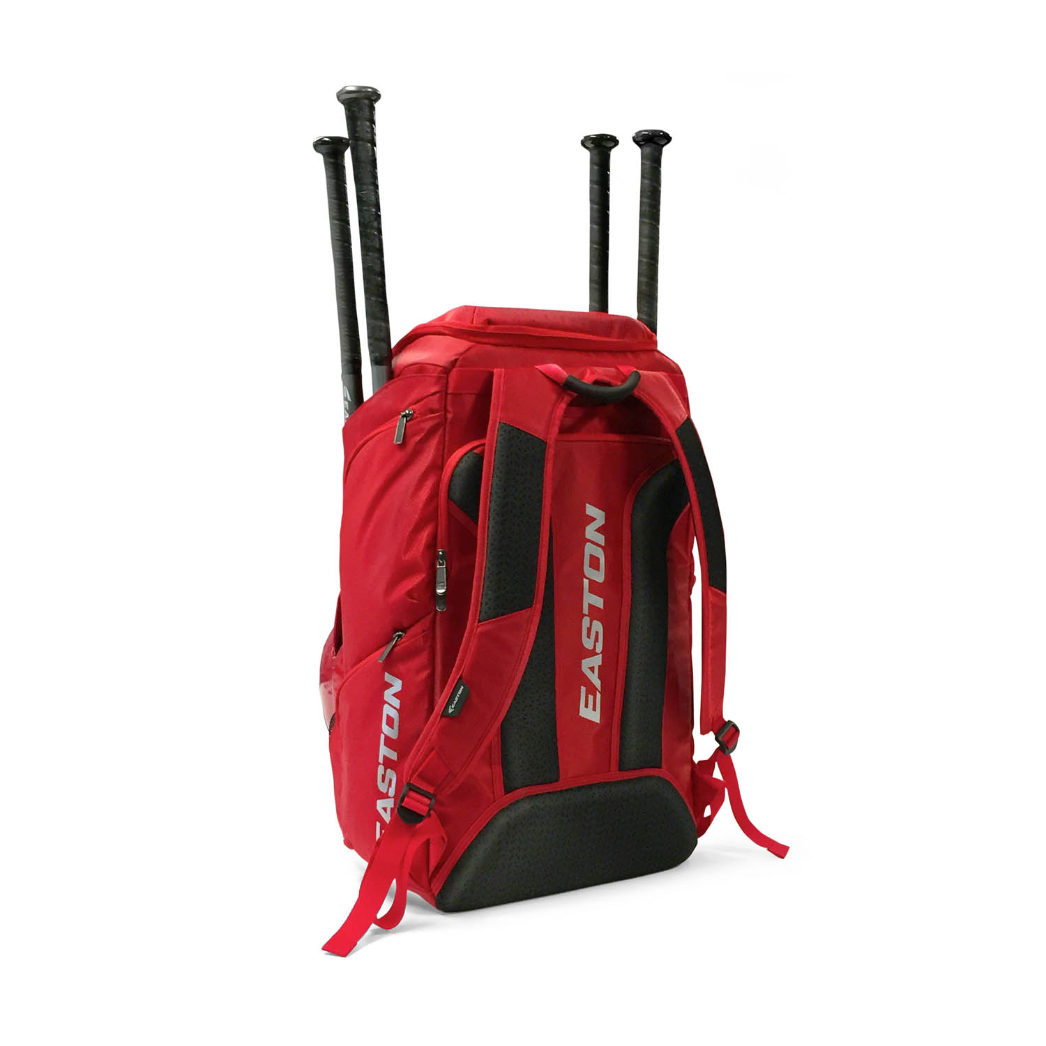 "New Easton Pro X Backpack Baseball Red Size: 24.5""H x 15""W x 11""D"