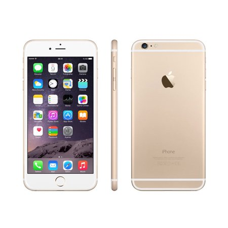 Apple iPhone 6 Plus 64GB Gold Unlocked GSM (Certified -