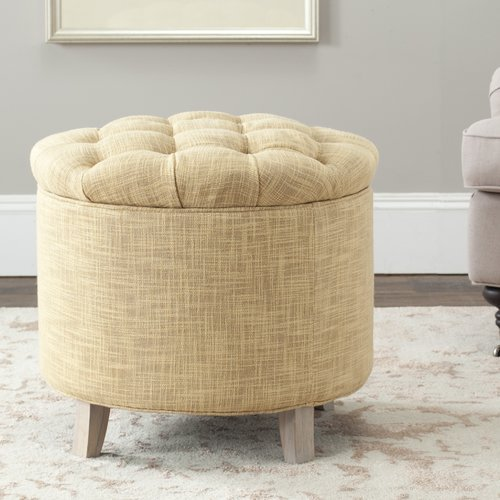 Wondrous Alcott Hill Stclair Storage Ottoman Caraccident5 Cool Chair Designs And Ideas Caraccident5Info