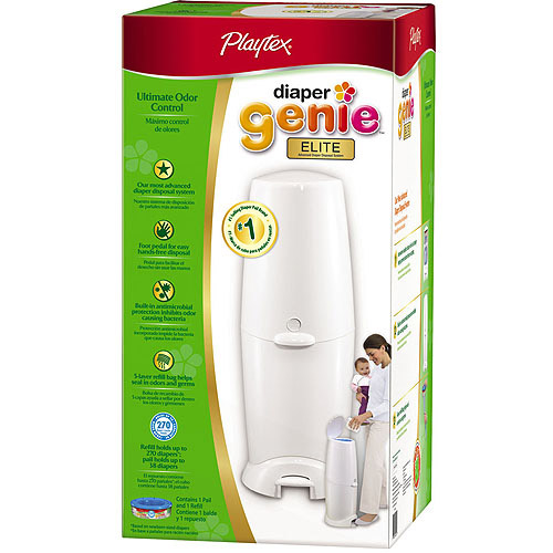Playtex Diaper Genie Ii Elite Pail