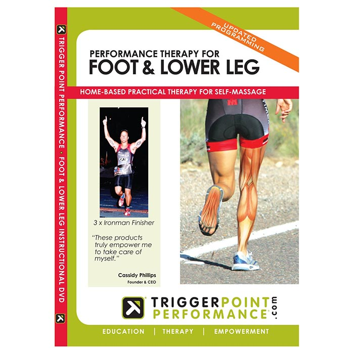 TRIGGER POINT FOOT & LOWER LEG DVD