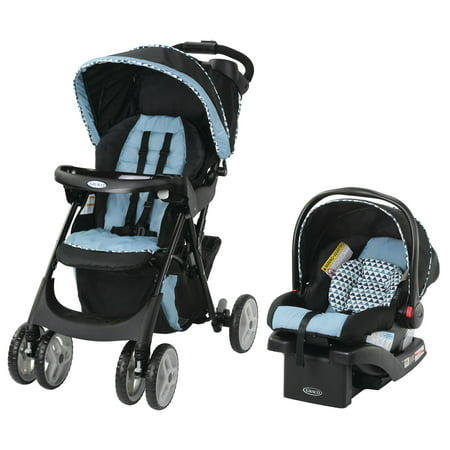 Graco Comfy Cruiser Click Connect Travel System, Jax