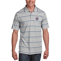 New York Mets Antigua Gravity Polo - Gray