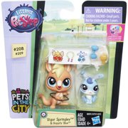 Littlest pet shop lps kangaroo and bunny walmart littlest pet shop lps kangaroo and bunny image 2 of 2 ccuart Images