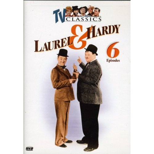 Laurel & Hardy, Vol. 2 (Full Frame)
