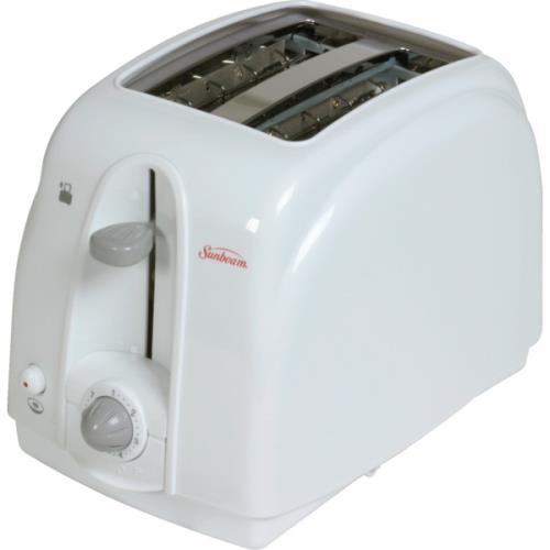 Sunbeam 2-Slice Toaster White