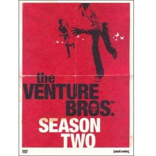 The Venture Bros.: Season Two (Full Frame)
