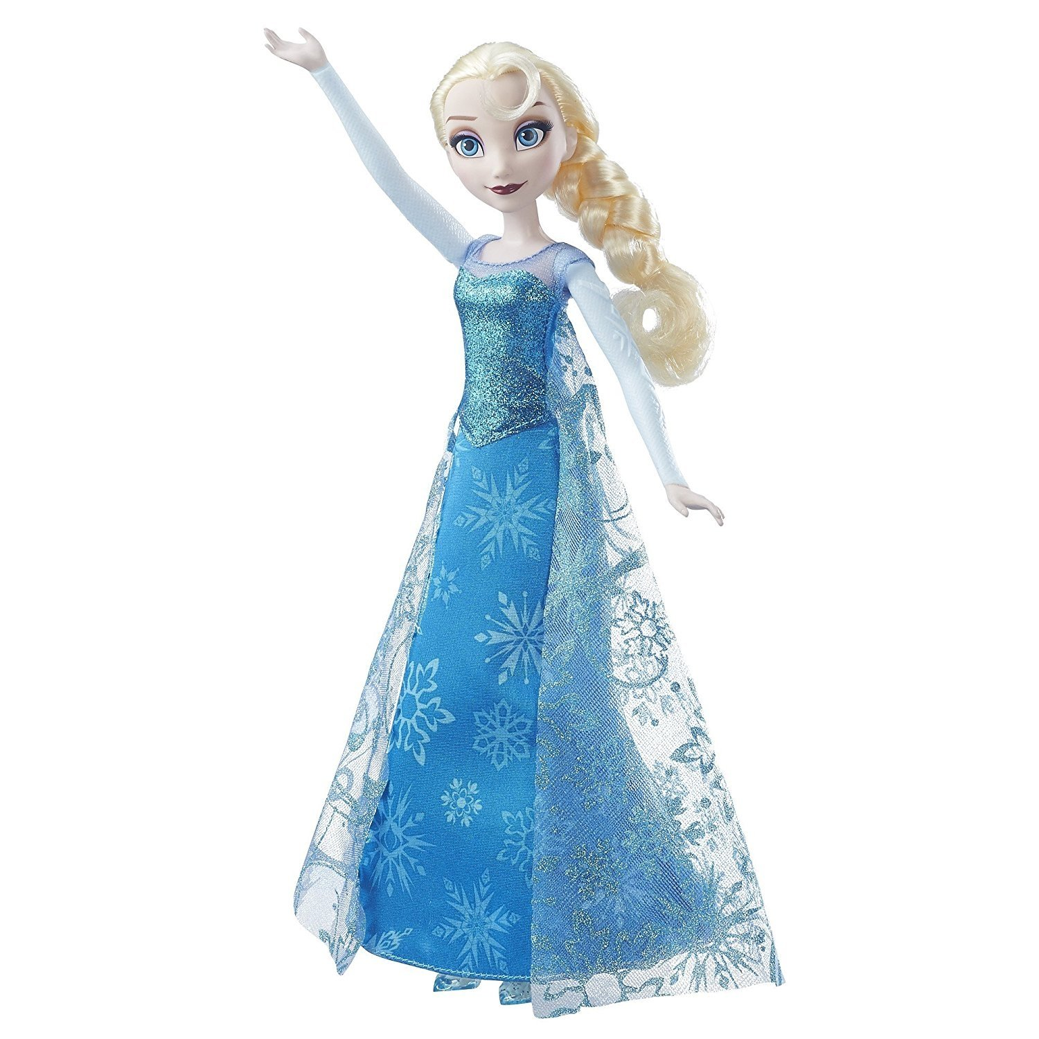 Disney Frozen Musical Lights Elsa by Hasbro