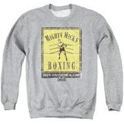 Creed Micks Poster Mens Crewneck Sweatshirt