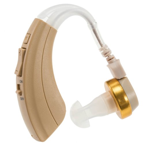 NewEar High Quality Digital Hearing Air &  Ear Hearing Amplifier For Left or Right Ear