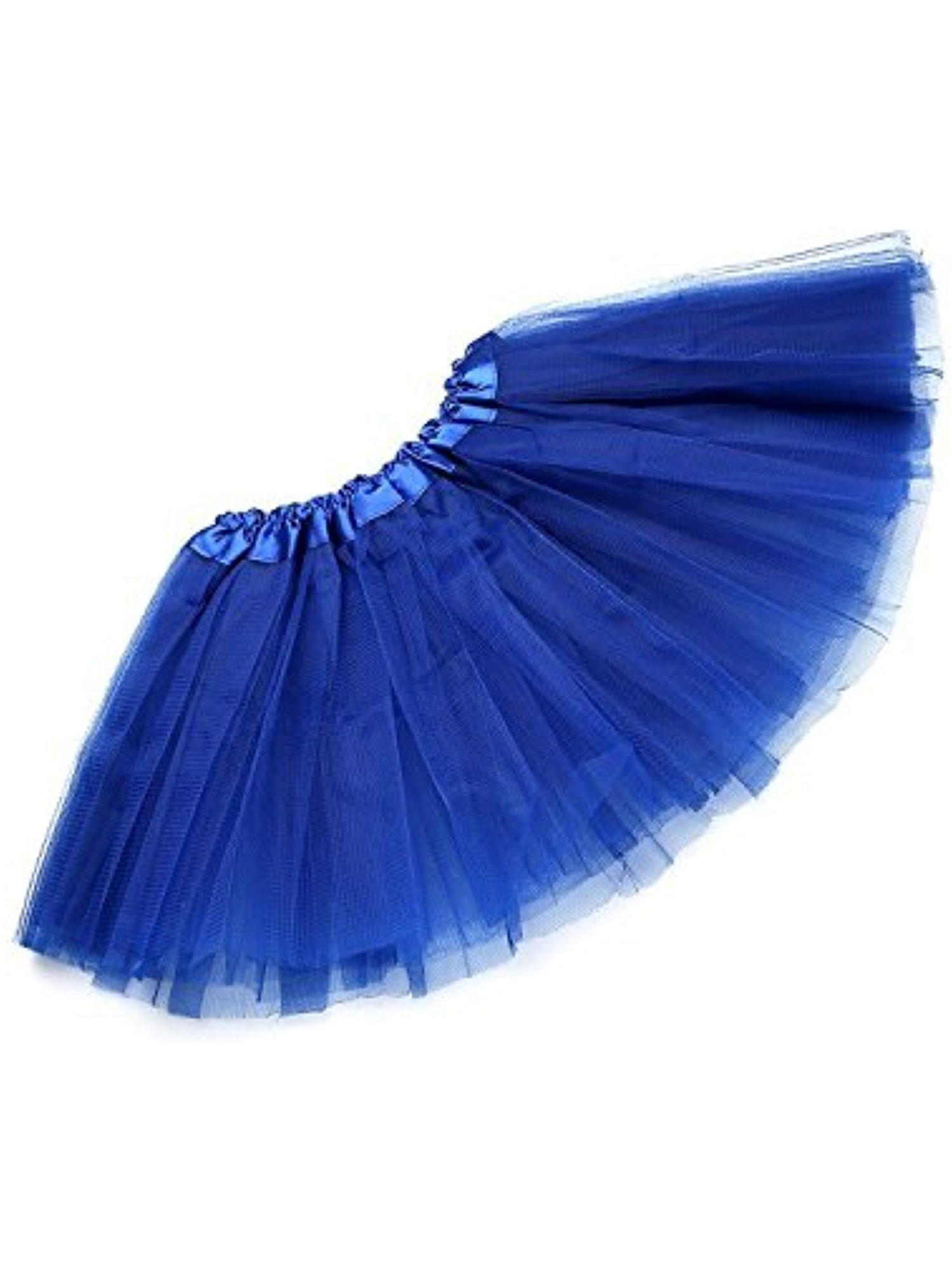 Anleolife 12'' Ballet Birthday Tutu Dress Cheap Tutu Skirt Ballet Dance Mini