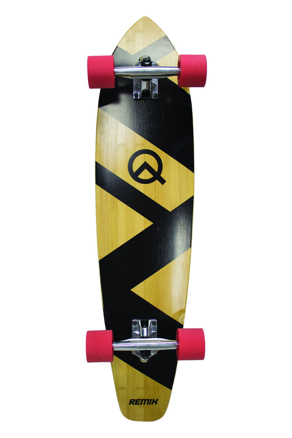 Quest 36 inch Ultra Cruiser Remix Longboard Skateboard by Made in Mars