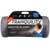 Tranquility Temperature Balancing Weighted Blanket ,18 lbs