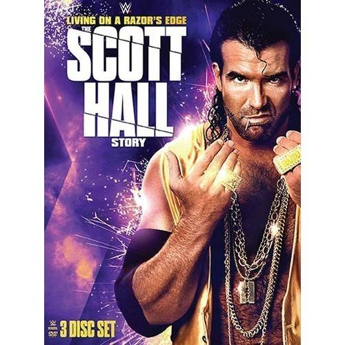WWE: Living on a Razor's Edge The Scott Hall Story by WARNER HOME VIDEO