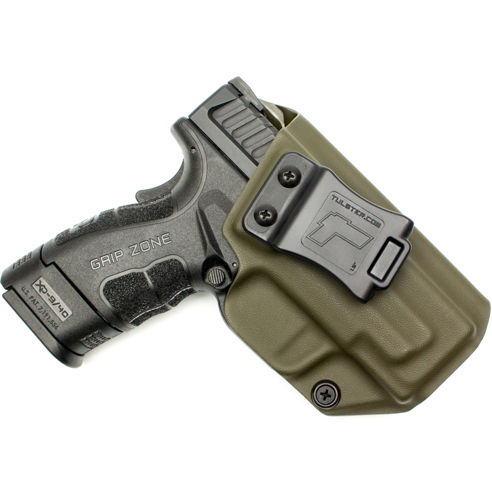 "Springfield Armory XD Mod 2 3.0"" 9/40 - Profile Holster - Right Hand"
