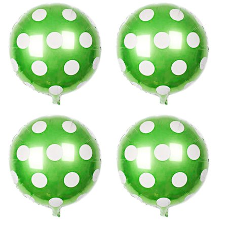 "Film mariage Festival Point Motif ornement ballons Hélium 18"" 4 pcs - image 4 de 4"