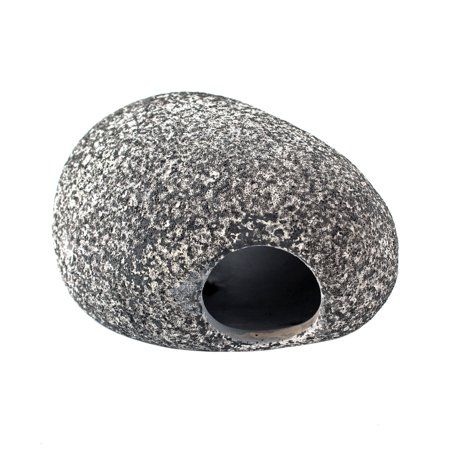 Home Aquarium Tanks - Cichlid Stones Ceramic Aquarium Rock Cave Decoration for Fish Tank